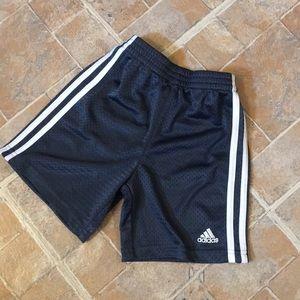 Adidas athletic shorts size kids boys 4